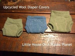 My Plastic Free & Minimalist Baby Diapers