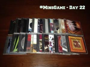 The Minimalist Game - Day 22 Boys