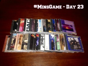 The Minimalist Game - Day 23 Boys