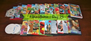 The Minimalist Game - Day 25 Girls