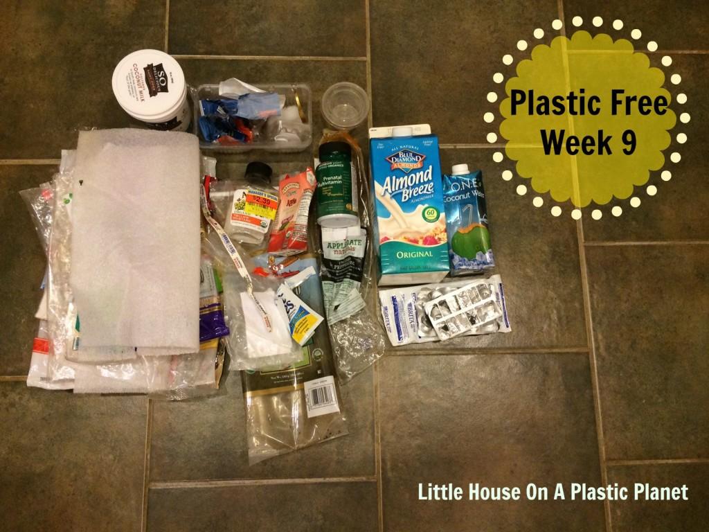 Plastic Free Challenge - Week 9