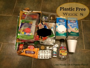 Show Your Plastic Challenge: Week 8
